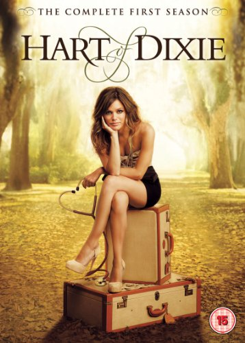 Hart Of Dixie: The Complete First Season (4 Dvd) [Edizione: Regno Unito]