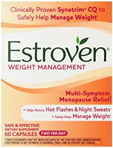 Estroven Weight Management Capsules, 60 Count