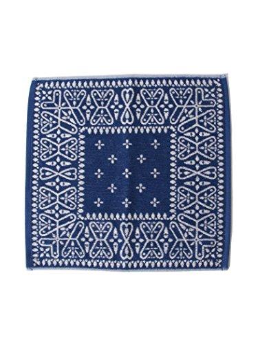 (ビーピーアールビームス) bpr BEAMS B.BandanaH/Towel ONE SIZE BLUE