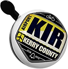 Bicycle Bell Airportcode KI RKerry County by NEONBLOND