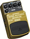 Behringer AM400 Ultra Acoustic Modeler Ultimate Electric-To-Acoustic Guitar Modeling Effects Pedal