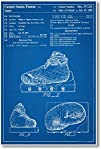 Star Wars Jabba the Hut Patent  NEW Famous Invention Blueprint