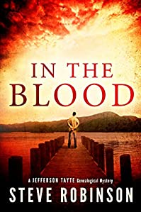 In The Blood by Steve Robinson ebook deal