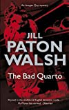 The Bad Quarto (Imogen Quy Mystery Book 4)