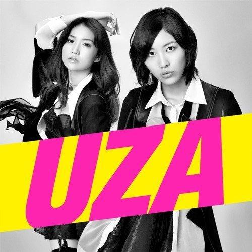UZA (Type-A)(数量限定生産盤)【多売特典生写真付き】