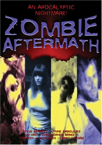 Cover art for  Zombie Aftermath