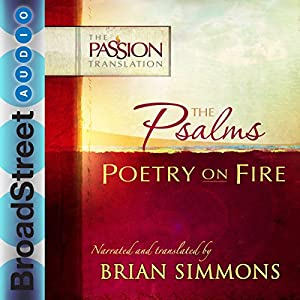 The Psalms: Poetry on Fire Audiobook