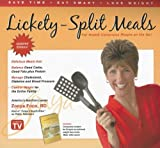 img - for Lickety-Split Meals: For Health Conscious People on the Go! by Foco, Zonya (2007) Spiral-bound book / textbook / text book