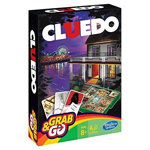 Hasbro Gaming - Juego de habilidad Cluedo (B0999105) (versión española)