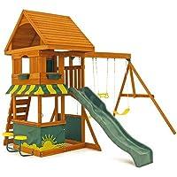 Big Backyard Magnolia Wooden Play Set