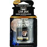 Yankee Candle Gel Car Jar Ultimate Hanging Odor Neutralizing Air Freshener MidSummer's Night