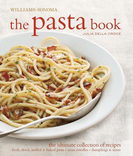 The Pasta Book (Williams-Sonoma) (Italian Pasta Book compare prices)