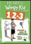 Diary of A Wimpy Kid 1-3 (Bilingual)