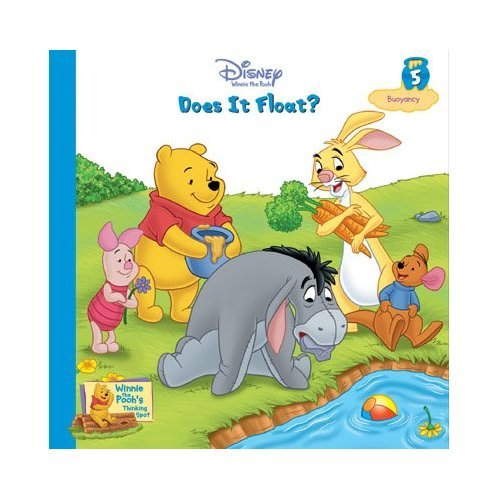 Winnie the Pooh - Does It Float? Story Book - 1