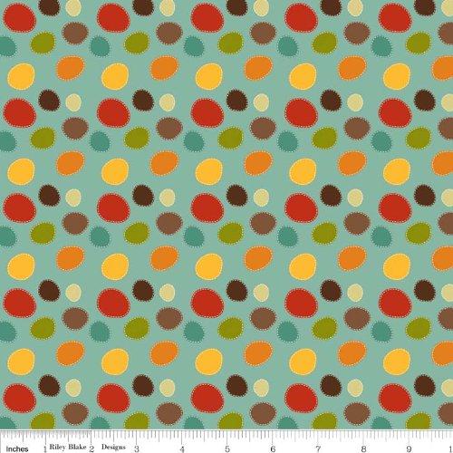 Riley Blake Giraffe Crossing Quilt Fabric Fat Quarter (Giraffe Quilt Fabric compare prices)