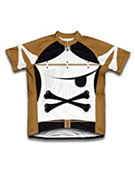 X Pirate Short Sleeve Cycling Jersey for Women