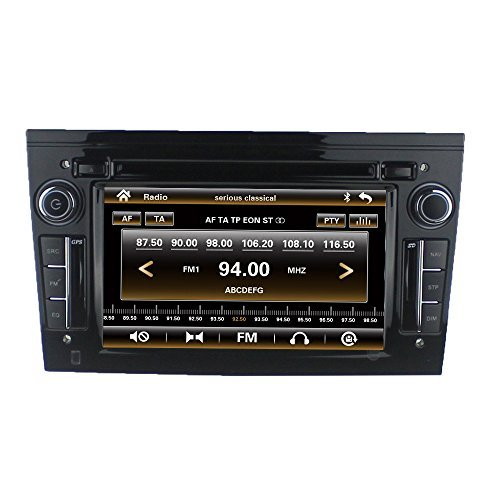 LIKECAR-7-Zoll-Autoradio-Car-DVD-GPS-Navigation-Headrest-Monitor-fr-Opel-Astra-H-G-Vectra-Antara-Zafira-Corsa-VedaAgila-Multimedia-System-mit-Bluetooth-Lenkradkontrolle-IPOD-MP3-Video-FM-AM-RDS-Canbus