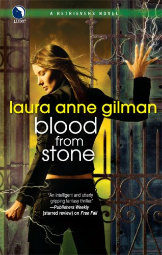 Image of Blood from Stone (Retrievers, Book 6)