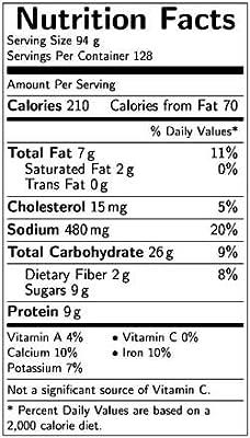 Tonys 51 Percent Whole Grain Turkey Sausage Cheese/Cheese Sub Breakfast Pizza -- 128 per case.