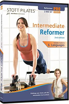 Stott Pilates Intermediate Reformer-2nd Edition DVD