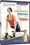STOTT PILATES Intermediate Reformer 2nd Edition - 2 Disc Set  (6 Languages)