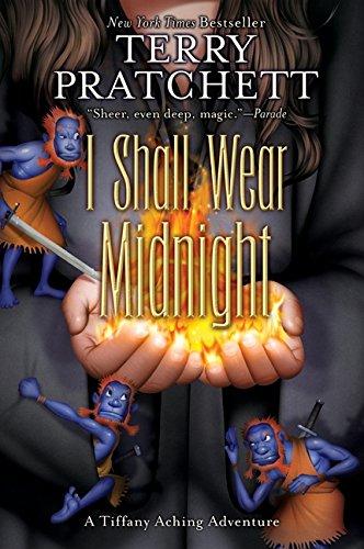 I Shall Wear Midnight (Tiffany Aching) PDF