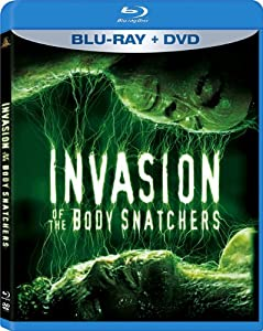 Invasion of the Body Snatchers (Two-Disc Blu-ray/DVD Combo in Blu-ray Packaging)
