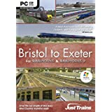 Bristol to Exeter Add On for Railworks and Railworks 2 (PC CD)by Just Trains