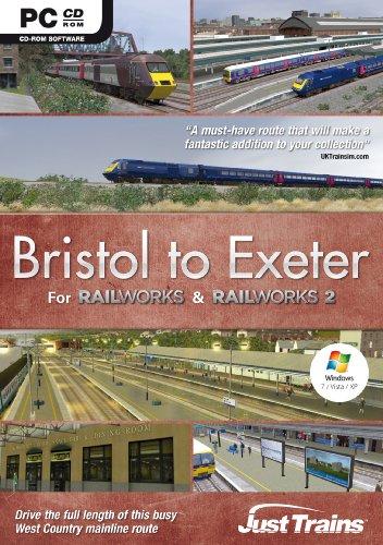 bristol-to-exeter-add-on-for-railworks-and-railworks-2-pc-cd-edizione-regno-unito