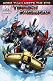 img - for Transformers: More Than Meets the Eye #4 book / textbook / text book