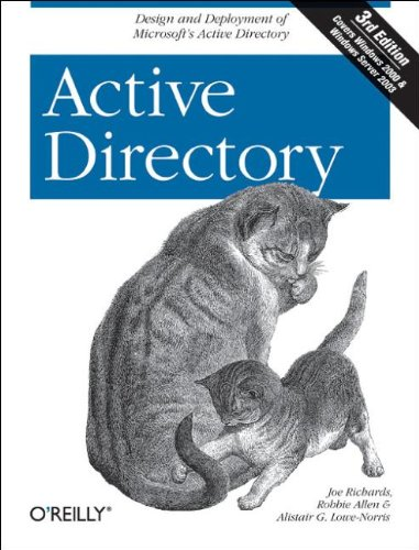Active Directory, 3rd Edition