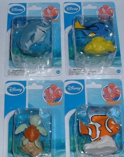 Disney Finding Nemo Figure Figurine Set