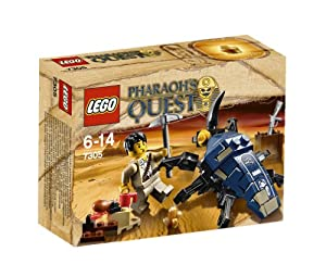 LEGO Pharaoh's Quest 7305: Scarab Attack