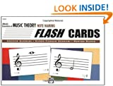 Essentials of Music Theory: Note Naming Flash Cards, Flash Cards