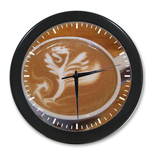 Coffee Shop Wc243B New Fashion Wall Clock Print Art Home Office Decor Bar