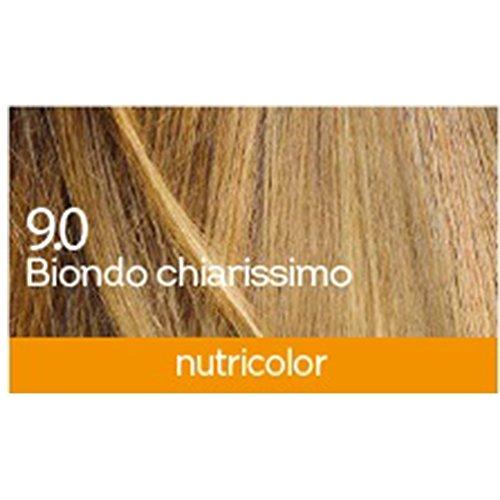 Bios Line Biokap Nutricolor Tinta Per Capelli 9.0 Biondo Chiarissimo 140 ml