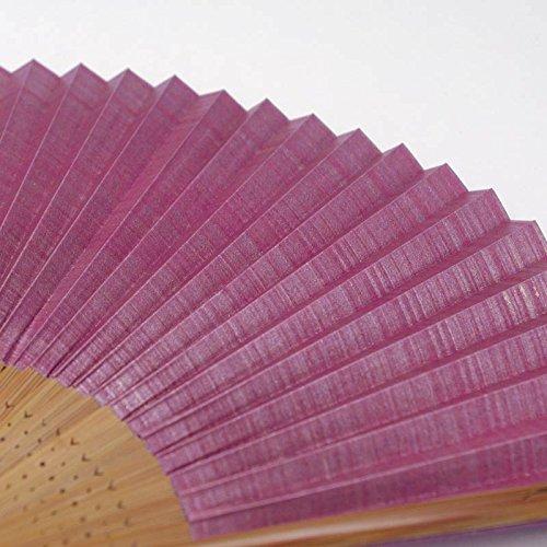 [Edo-Japan Traditional Crafts] High-Quality Made in Japan Washi Sensu (Folding fan) (A fan made by Japanese paper)