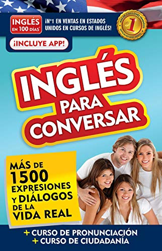 Inglés en 100 días - Inglés para conversar / English in 100 Days Conversational English  [Aguilar] (Tapa Blanda)