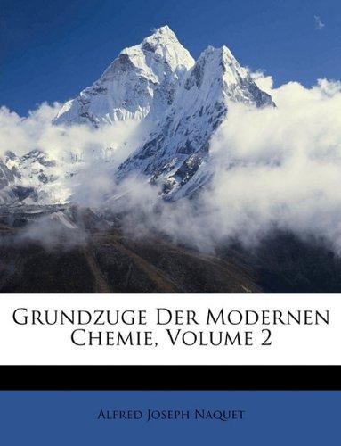 Grundzuge Der Modernen Chemie