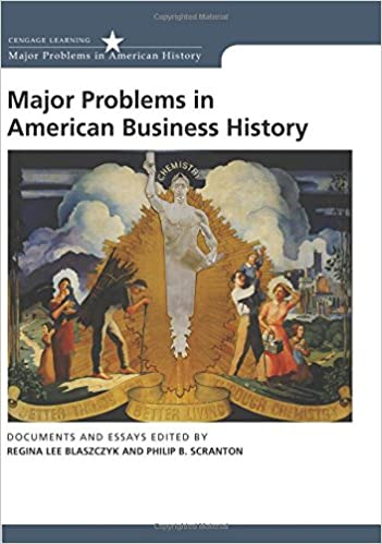 major problems in california history documents and essays