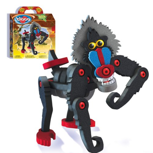 Bloco Toys Inc The Mandrill
