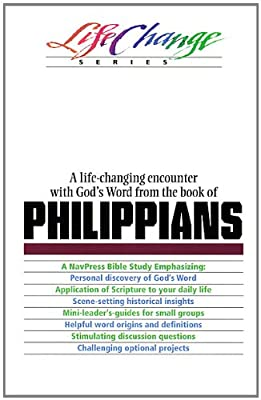 Philippians, LifeChange Series