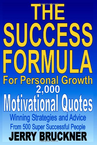 the success formula for personal growth 2 000