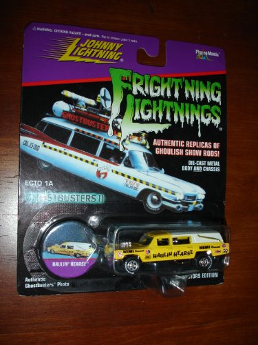 JOHNNY LIGHTNING FRIGHT'NING LIGHTNINGS HAULIN' HEARSE