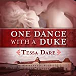 One Dance with a Duke: The Stud Club Trilogy, Book 1 (       UNABRIDGED) by Tessa Dare Narrated by Leslie Bellair