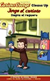 Curious George Cleans Up Spanish/English Bilingual Edition (CGTV Reader) (English and Spanish Edition)