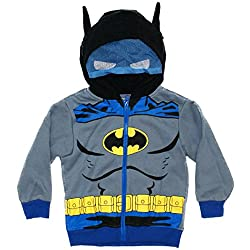 Batman Batsuit Toddler Costume Hoodie
