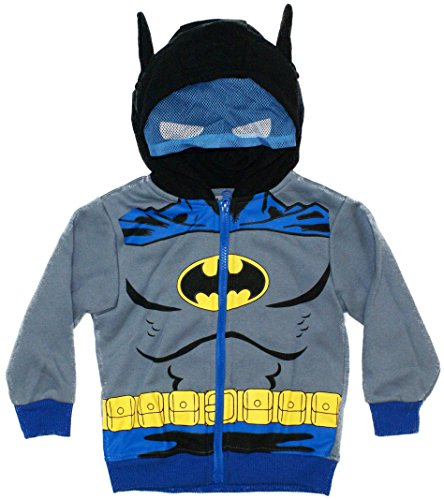 Batman Batsuit Toddler Costume Hoodie