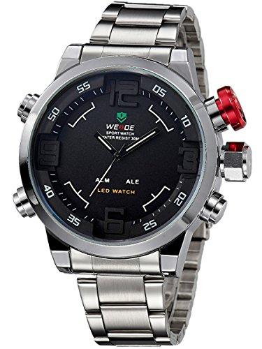 alienwork-dualtime-orologio-led-analogico-digitale-xxl-oversized-led-multi-funzione-acciaio-inox-ner