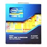 Intel Core i3-3220T Dual-Core Processor 2.8 Ghz 3MB Cache LGA 1155 - BX80637i33220T